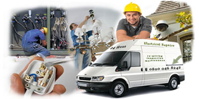 Oswestry electricians